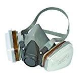 3M 6002 Kit de Demi-masque respiratoire gaz/vapeur
