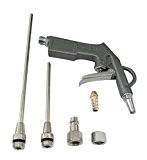 AERZETIX: Soufflette pistolet avec embouts becs rallonges air comprimé compresseur nettoyage C17084