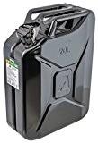 Arnold métal-bidon à essence 20 l noir, 1–2002 6011–x