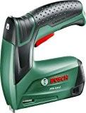 Bosch 0603968100 Agrafeuse sans Fil PTK 3,6 LI avec Boîte en Métal, 1000 Agrafes (Type 53, Longueur 8 mm) et ...
