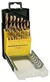 Bosch 2607017152 Set de 19 forets à métaux HSS-Titane 1 à 10 mm