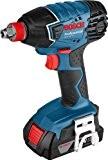 Bosch Outillage - Boulonneuse 2 En 1 Gdx 18 V-li Professional- 06019b8104