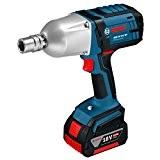 Bosch Outillage - Boulonneuse Gds 18 V-li Professional- 06019b1303