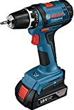 Bosch Professional 06019B7300 Perceuse-visseuse sans fil GSR 18-2-Li