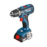Bosch Professional Perceuse-visseuse sans fil GSR 18-2-LI Plus 06019E6100