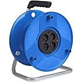 Brennenstuhl 1200011 Enrouleur électrique Standard S Capacité 50 m