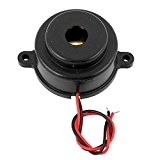 Buzzer electronique - TOOGOO(R) CC 3-12V 110DB alarme sonore discontinue alarme electronique Buzzer