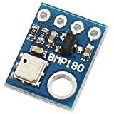 Capteur de pression - SODIAL(R) BMP180 BMP085 Module de capteur de pression barometrique numerique Bleu