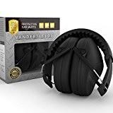 Casques Anti Bruit – Compact Pliable et Confortable Casque Antibruit à Réduction du Bruit - Protection Auditive, Head Band Coupes ...