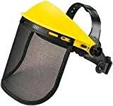 Casquette/Casque/Casque de protection/masque/protection pour débroussailleuse/coupe-bordures-Modèle A