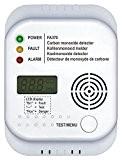 CO et détecteur de monoxyde de carbone détecteur de gaz propane, méthane gaswarner alarme détecteur capteur détecteur de fumée/avertisseur eN5029
