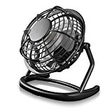 CSL - Mini Ventilateur USB | nouveau modèle Mini ventilateur de bureau / Fan | pour ordinateur / ordinateur portable ...