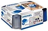 Dremel 720 Set d'accessoires modulaire 100 pièces
