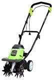 Greenworks Tools 27017 950W Motobineuse électrique