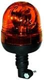 Gyrophare avec support flexible 12 / 24 V H1 Stelux