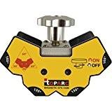 GYS Aimant de soudure Angle Magnetic d70.120m–abschlat Bar, 1pièce, 047082