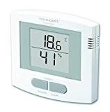 Honeywell THR513 Thermomètre hygromètre intérieur Blanc