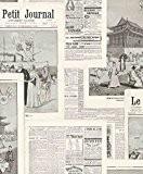 Journal papier peint noir/blanc 53cm x 10,05m, Déport: 32,00cm Papier peint intissé Rapport, lavable, résistant à la lumière motif:, finition: ...