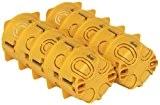 Legrand LEG200186 10 Boîtes d'encastrement poste batibox plaque de plâtre Profondeur 40 mm