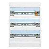 Legrand LEG401223 Coffret 3 rangées x 18 modules DRIVIA