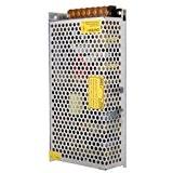 Lixada 15A 180W Interrupteur transformateur de tension commutateur d'alimentation AC 110V/220V a DC 12V pour rubans a led bande