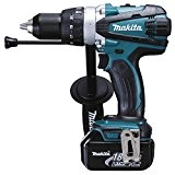 Makita BHP458RFE Perceuse-visseuse à percussion sans fil 18V Mandrin 13 mm