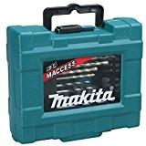 Makita D-36980 Coffret de perçage 34 pièces