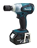 Makita Visseuse à percussion sans fil 230 Nm 18 V, BTW251RFJ