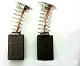 6,3x6,3x11mm Balais de Charbon pour BLACK /& DECKER DNJ452 coupe-haie 2.4x2.4x4.3