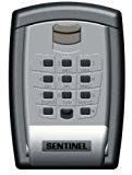 Sentinel bouton-poussoir mural Safe Key