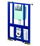 SFA Saniwall Bâti Support avec broyeur 400 W pour WC suspendu
