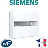 Siemens - Tableau électrique nu à équiper 1 rangée
