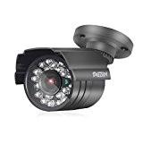 """TMEZON haute résolution 1/3 """"AHD 2.0MP 1080P HD Indoor / Outdoor 24IR LED 65ft 3.6mm Salut-Définition sécurité Jour caméra Night ..."""