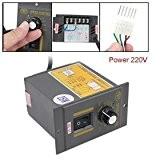US - 52 électriques de moteur 220 V 50 Hz courant alternatif contrôle de vitesse