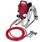 VidaXL 140319 Pulvérisateur à peinture aireless à piston 700 W