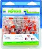 Wago WAG273/PAN100 Pack de 100 Bornes