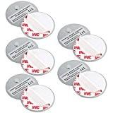 X-Sense MA-1 Lot de 5 Fixation Magnétique pour Détecteurs de Fumées