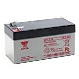 Yuasa - Batterie plomb AGM NP1.2-12 12V 1.2Ah YUASA - Batterie(s)