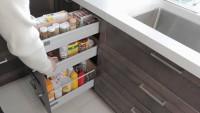Les armoires de cuisine : le rangement optimal