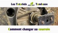 Comment changer la courroie d'une tondeuse à gazon