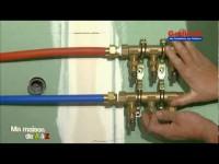Faire sa plomberie sans soudure en PER